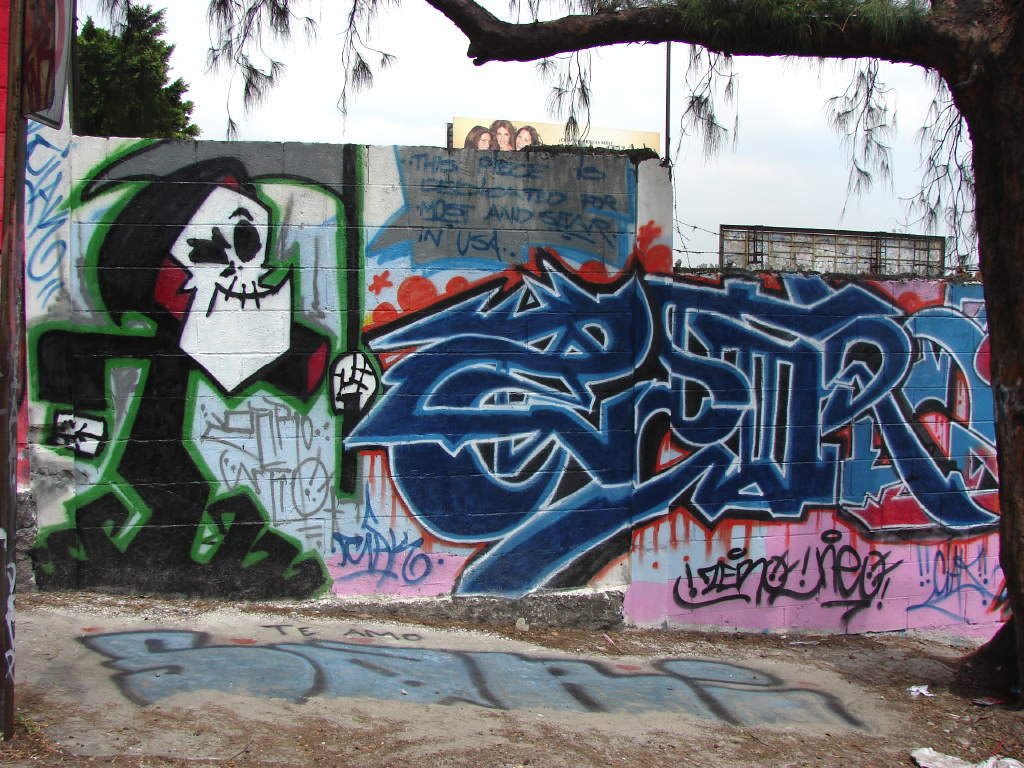 Art Crimes El Salvador 1