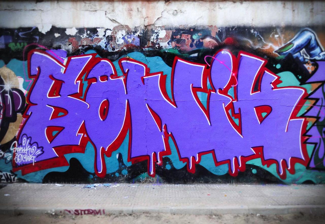 Art Crimes Sonik Jamoneyor