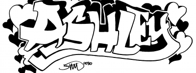 A Archives Graffiti My Name