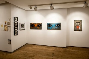 My Dog Sighs 3D Tag Canvases