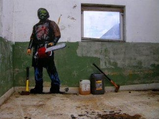 JPS - Leatherface