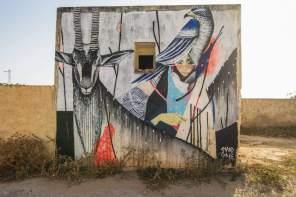Twoone (Japan), Djerba 2014