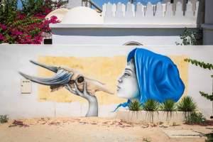 Liliwenn (France), Djerba 2014