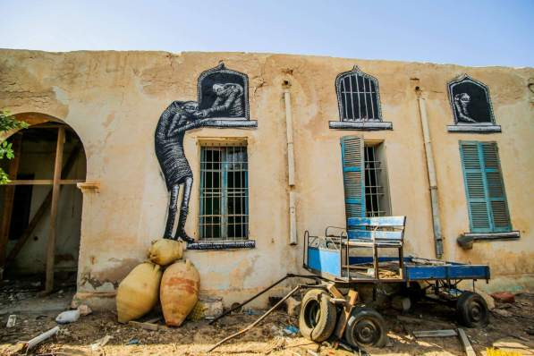 Phlegm (UK), Djerba 2014