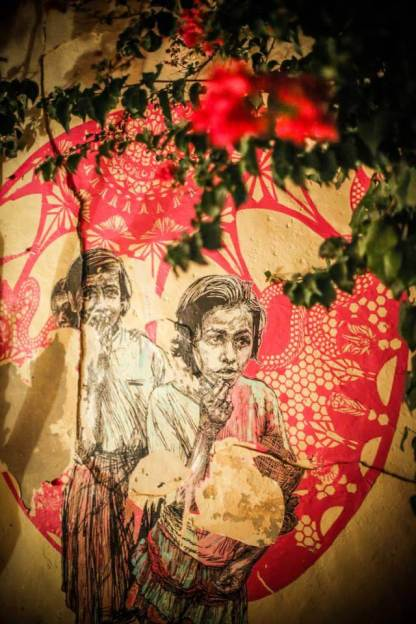 Swoon (USA), Djerba 2014