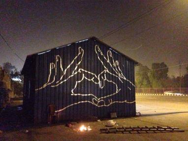 PCO. Photo courtesy of st+art Dehli