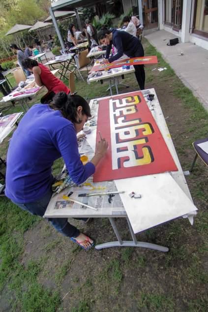 Asian Paints Colour Workshop. Photo by Akshat Nauriyal