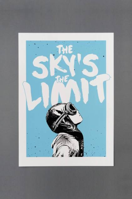 NME - The Sky's The Limit (Silver)
