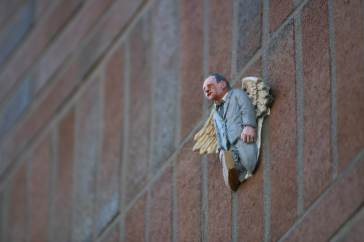 Issac Cordal. Photo © Anders Kihl