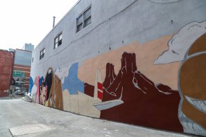 Eric Clement. Photo © Mural