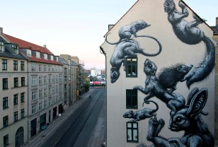 Roa. Photo © Henrik Haven