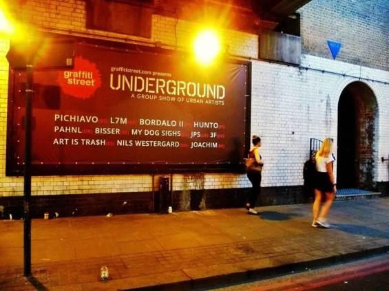 GraffitiStreet Underground
