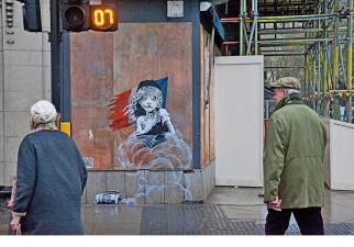 Photo © Banksy