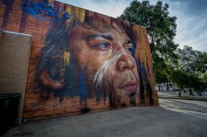 Adnate Wall to Wall Festival Benalla Photo © p1xels