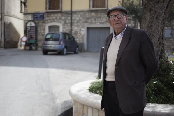 Zio Nicola Civitacampomarano Ctvà Street Art Festival, Italy