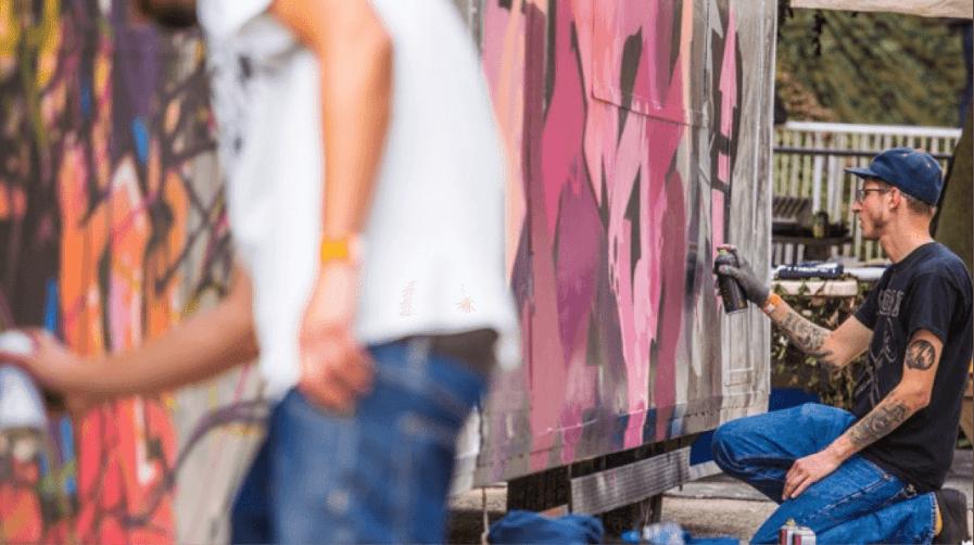 City of Colours Street Art Festival Digbeth