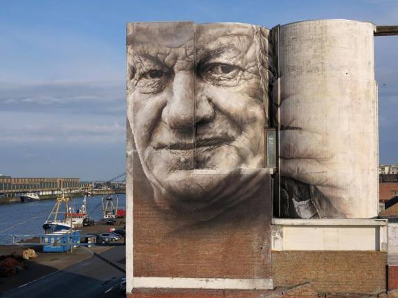 Guido Van Helton Photo © Crystal Ship FB