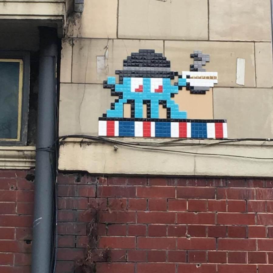 Tea Time London Invasion 2016 Photo © GraffitiStreet