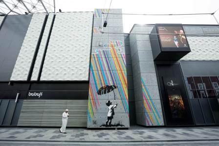 Eelus Dubai Walls Street Art Festival