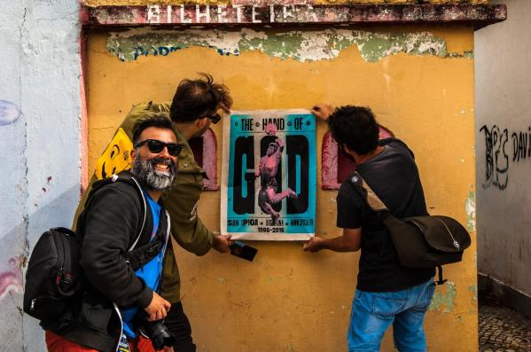 Spiga, Muro Street Art Festival