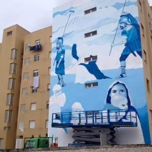 Slap, Muro Street Art Festival