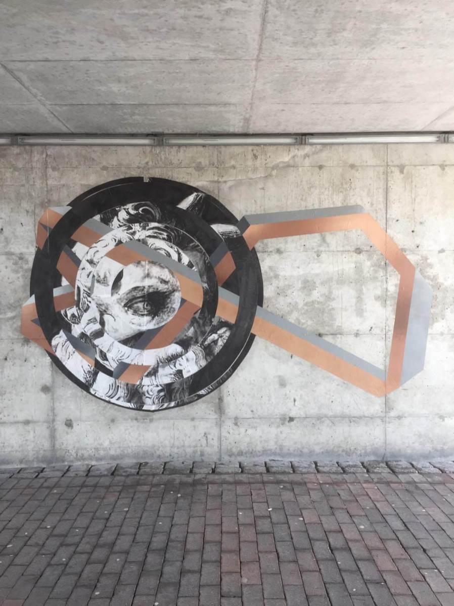 Nipper Sandnes street art street Norway