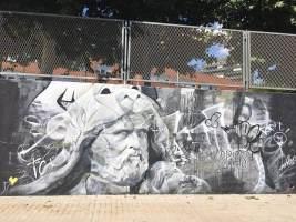 PichiAvo, Mislatas Representan, Street Art & Graffiti, Valencia