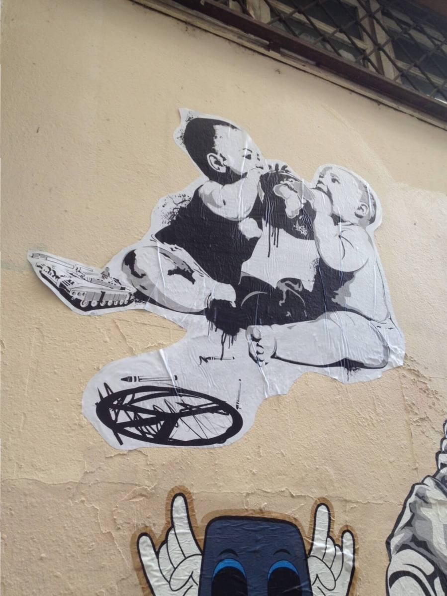 Bess, Grenoble Street Art Fest