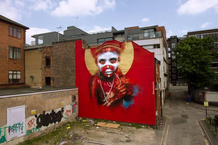 Dale Grimshaw, Cities of Hope, Manchester Photo © Henrik Haven