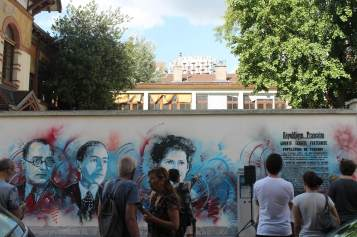 C215 ,Grenoble Street Art Fest