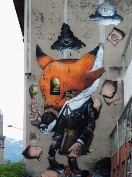 Veks, Grenoble Street Art Fest