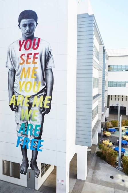 RFK Street Art Mural Photo © KungFuBreakfast