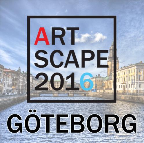 Göteborg, ArtScape street art festival 2016