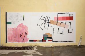 Ekta Alberonero, Altrove Street Art Festival, Catanzaro 2016 Photo © Angelo Jaroszuk Bogasz