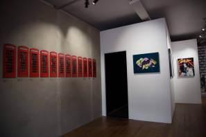 Breathing Room, Dan Witz, The art Conference 2016. Photo © Erhan Korkmen
