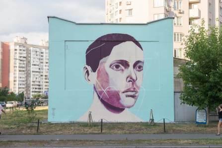 mural social club festival ukraine