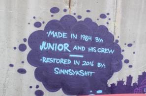 Sinnsykshit, UpNorth Street Art Festival, Bodø, Norway
