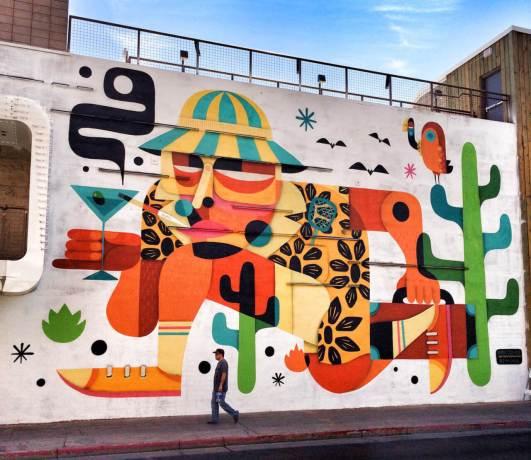 Ruben Sanchez Street Art