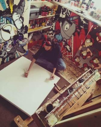 Loes Van Delft Artist Profile Photo
