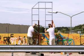 Serge Verheugen, Heerlen Murals, Street Art Netherlands. Photo Credit Henrik Haven