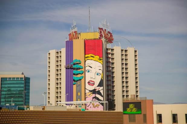 D*FACE, Downtown Las Vegas Photo Credit JustKids