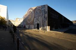 Said-Dokins-Monkey-Bird-street-art-mural-france-leo-luna-.2