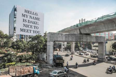Daku-greetings-street-art-india-Hyderabad-anti-advertising