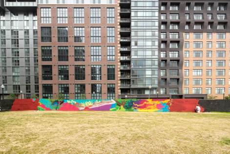 JD, POW! WOW! Street Art Festival 2017, NoMa, Washington D.C. Photo Credit POW! WOW!