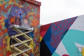 Madsteez, POW! WOW! Street Art Festival 2017, NoMa, Washington D.C. Photo Credit POW! WOW!
