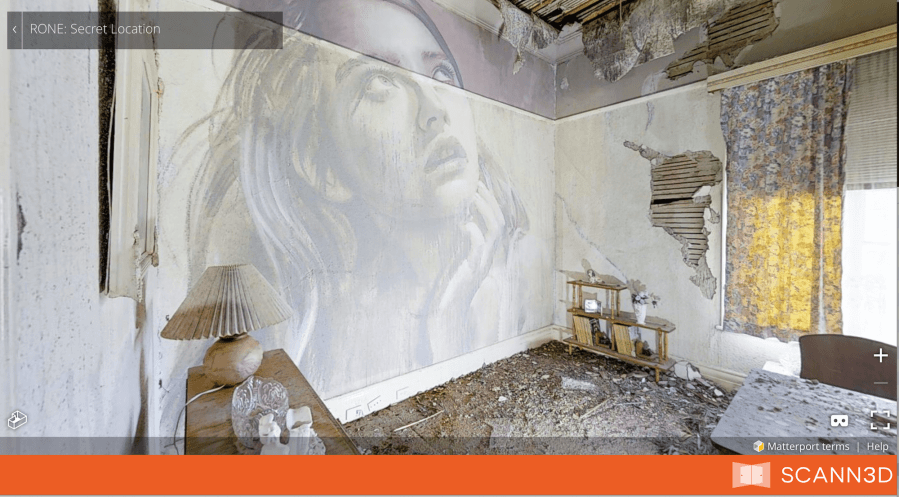 rone-omega-project-abandoned-house-melbourne-3d-scan