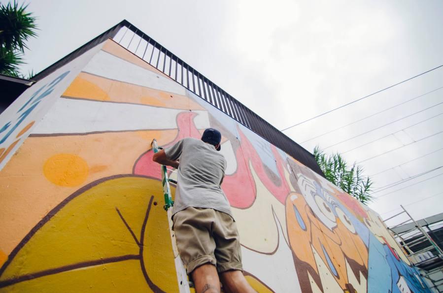 Greediness-street-art-mural-FERNANDO-LEON-urban-art-l'Hospitalet-de-Llobregat-Barcelona-pc-Clara-Antón-Contorno-Urbano-9