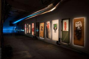 Bahia Shehab, Nuart Street Art Festival 2017, Stavanger, Norway. Photo Credit Ian Cox