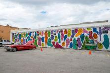 Stephen Palladino, SHINE st Petersburg Street Art Festival, Florida 2017. Photo Credit Iryna kanishcheva