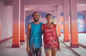 start-street-art-festival-mumbai-india-Curiot-Romina-Romanelli-Shunya-pc-Akshat-Nauriyal